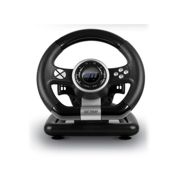 Acme STi Racing Wheel USB kormány pedállal