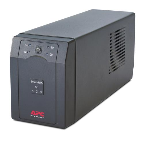APC Smart UPS 420VA SC420I