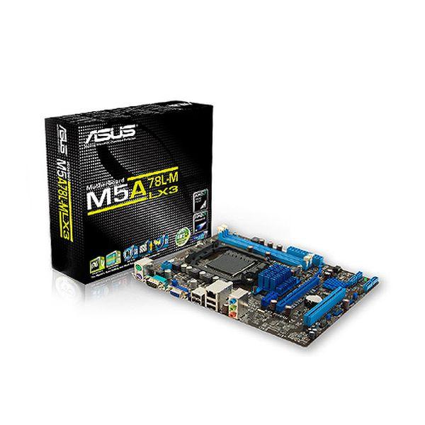 Asus sAM3+ M5A78L-M LX3