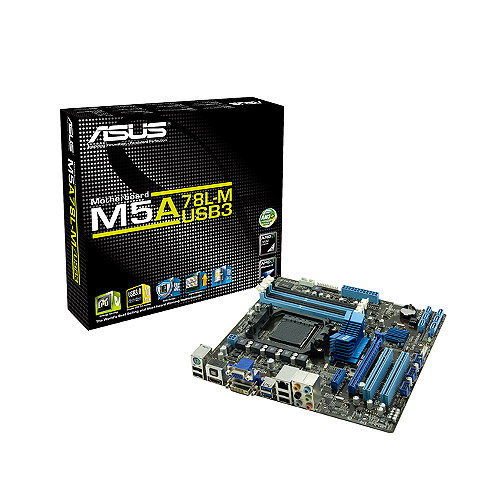 Asus sAM3+ M5A78L-M/USB3