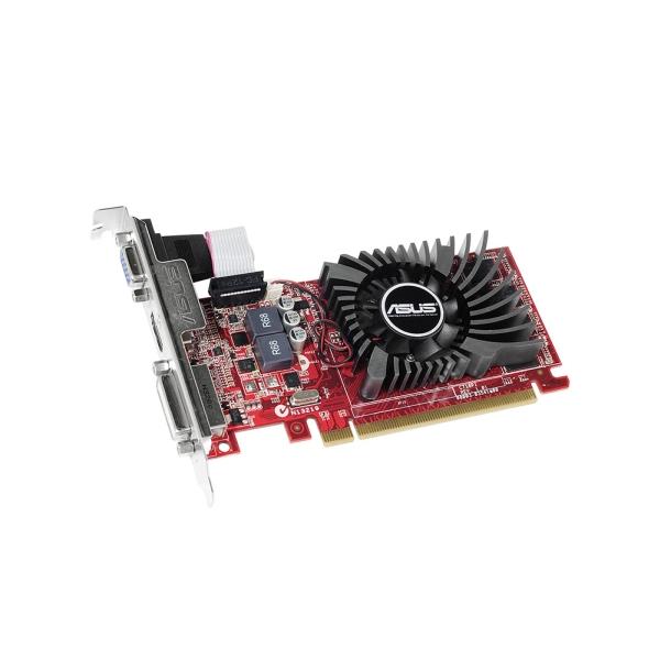 Asus PCIe AMD R7 240 2GB DDR3 - R7240-2GD3-L