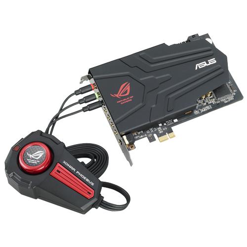 ASUS PCI-E ROG XONAR PHOEBUS