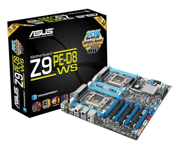 Asus s2011 Z9PE-D8 WS