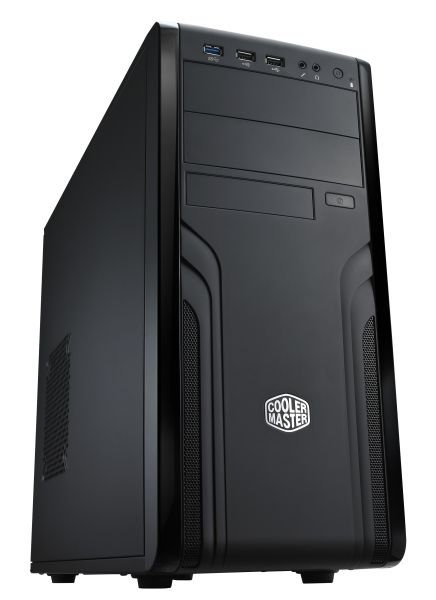 Cooler Master Midi - Force 500 - FOR-500-KKN1