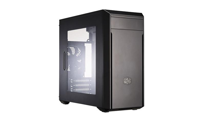 Cooler Master Midi - MasterBox Lite 3 - MCW-L3S2-KW5N