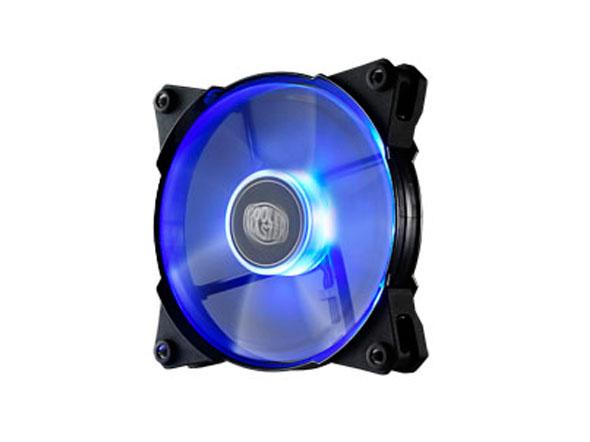 Cooler Master - Case Fan - JETFLO 12cm - LED Blue - R4-JFDP-20PB-R1