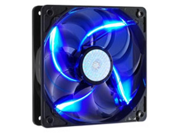 Cooler Master - Case Fan - 12cm - Blue LED - R4-L2R-20AC-GP