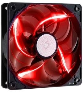Cooler Master - Case Fan - 12cm - LED Red Sickleflow - R4-L2R-20AR-R1