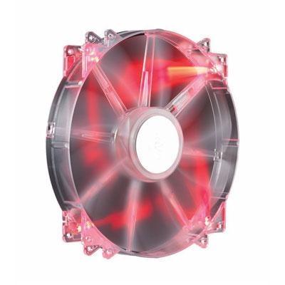 Cooler Master - Case Fan - 20cm - LED Red - R4-LUS-07AR-GP