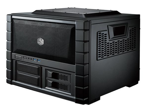 Cooler Master Midi - LAN Box - HAF XB EVO - RC-902XB-KKN2