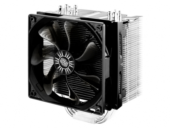Cooler Master - Hyper 412S - 2011/1366/1156/1155/775/FM1/AM3+/AM3/AM2+/AM2 - RR-H412-13FK-R1