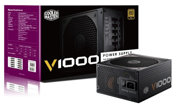 Cooler Master 1000W V1000 - RSA00-AFBAG1-EU