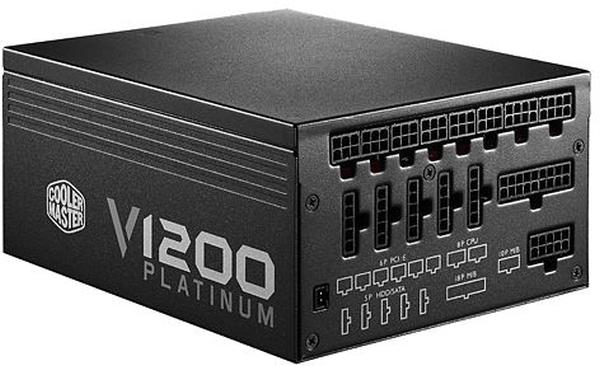 Cooler Master 1200W - V1200 Platinum - RSC00-AFBAG1-EU