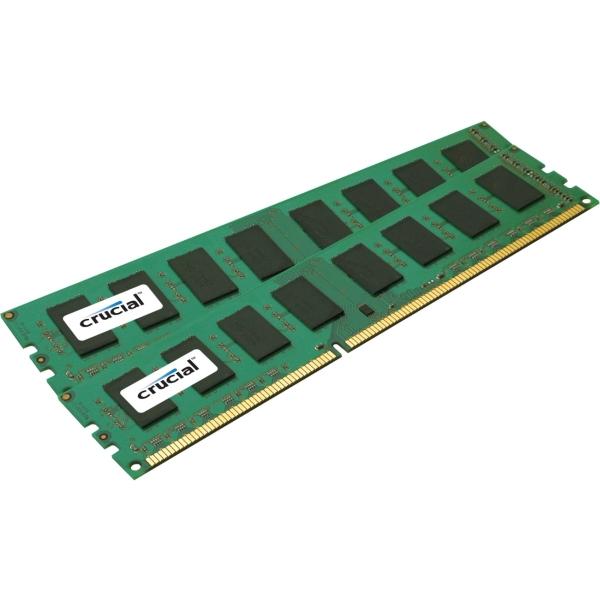 Crucial DDR3 ECC 1866MHz / 8GB - CT102472BA186D