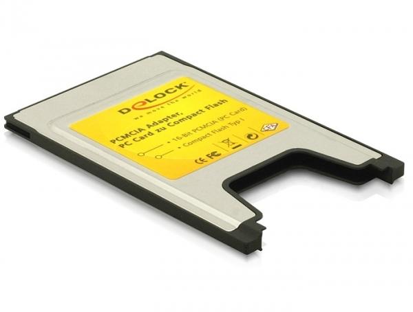 Delock 91051 PCMCIA CF kártyaolvasó