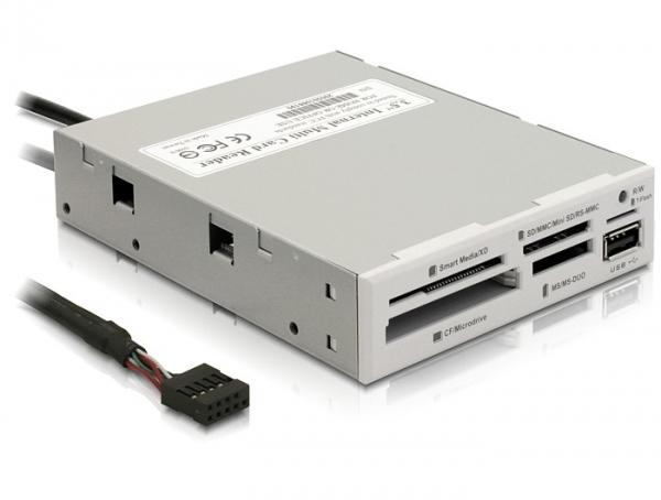 Delock 91628 USB 2.0 3,5