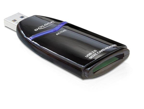 Delock 91716 USB 3.0 36 in 1 kártyaolvasó