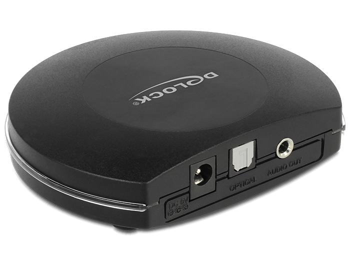 Delock 27168 Bluetooth-os zene vevőegység aptX®