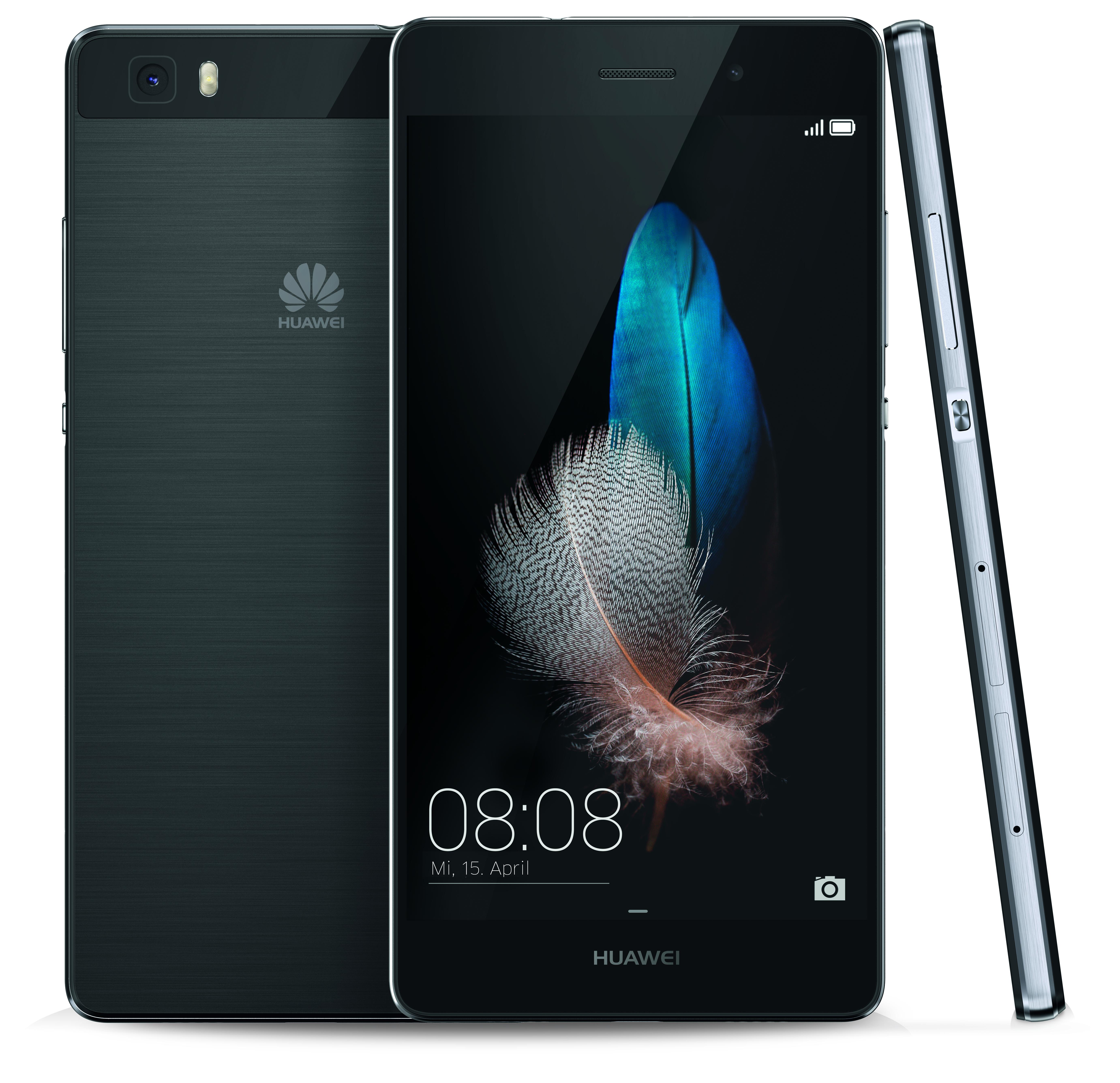 Huawei P8 Lite (Dual SIM) - 16GB - Fekete