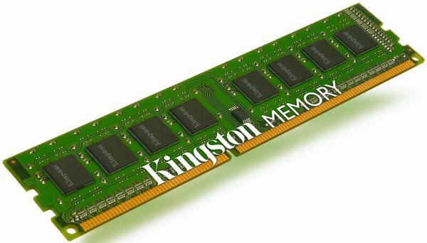 Kingston DDR3 1333MHz / 4GB - CL9 Single Rank x8
