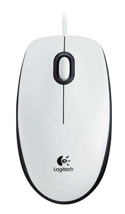 Logitech M100 - Fehér