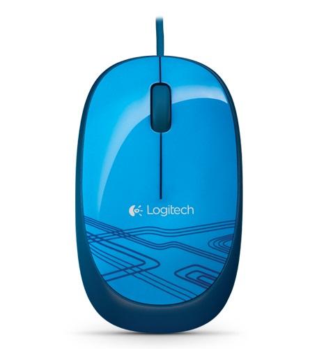 Logitech M105 - Kék