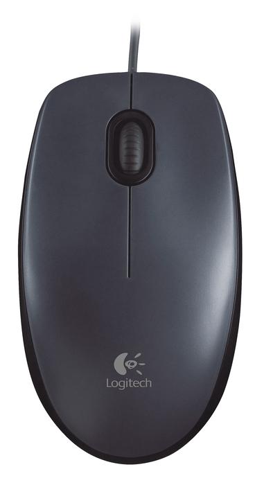 Logitech M90 - Sötét szürke