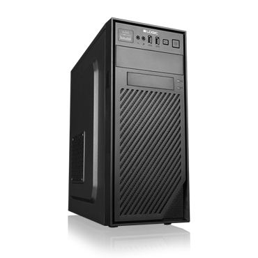 Modecom-Logic Midi H2 USB 2.0 - Fekete