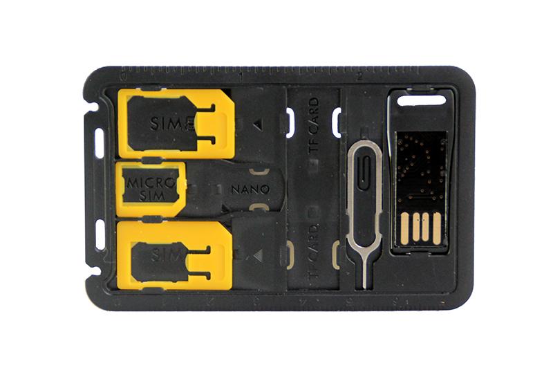 Media-Tech MT5104 Mobile Boddy SIM kártya szett