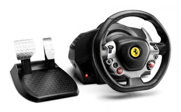 Thrustmaster Ferrari 458 TX Racing kormány PC - Xbox ONE Italian Edition
