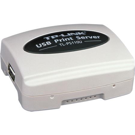 Tp-Link PrintServer USB - TL-PS110U